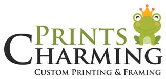 Prints Charming | Toronto Logo