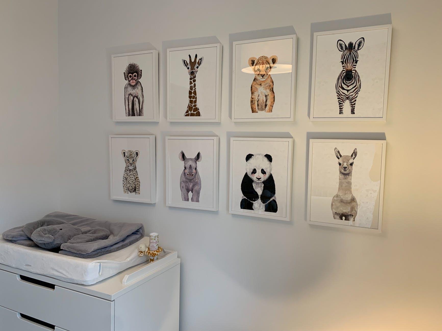 Prints Charming Custom Framing Toronto - Roncesvalles Ave